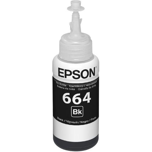TINTA EPSON 664 PRETO