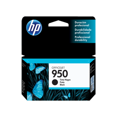 CARTUCHO DE TINTA HP OFFICEJET 950 PRETO