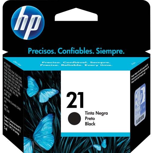 CARTUCHO DE TINTA HP 21 PRETO
