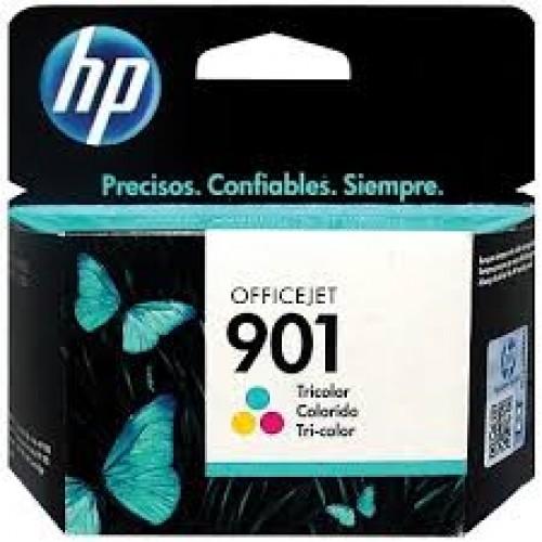 CARTUCHO DE TINTA HP 901 COLORIDO